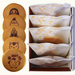 【お客様の声】リピート買いです。和菓子好きの義父に、毎年年始の挨拶の手土産として…