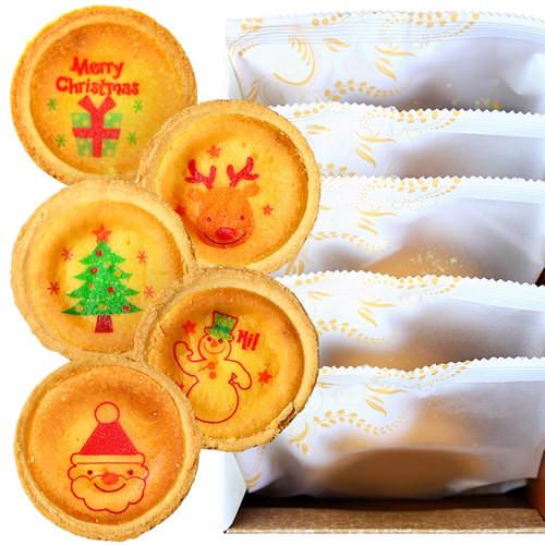 クリスマス チーズタルト