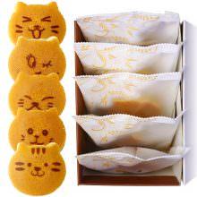 猫さんどら焼き「ドラねこ」(5個入り)